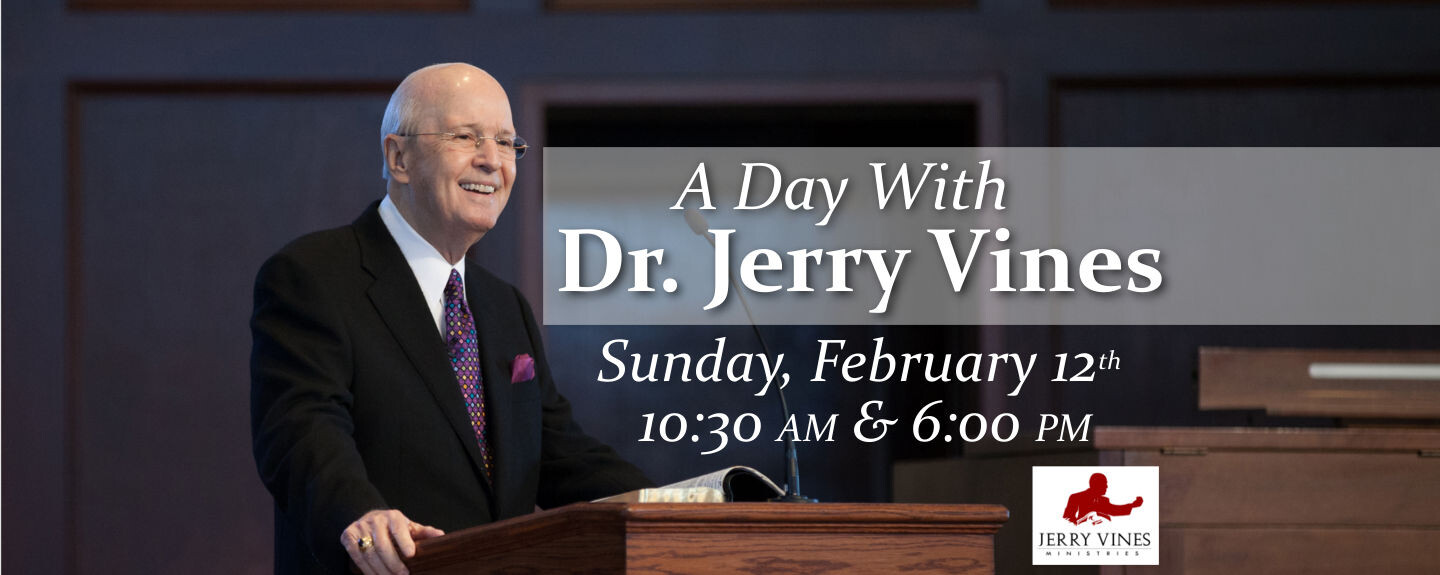 A Day with Jerry Vines