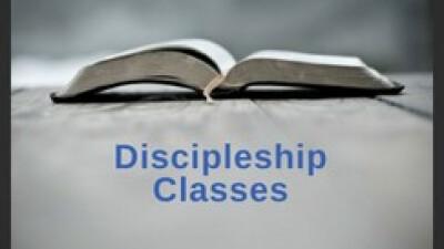 Discipleship Classes Fall 2018
