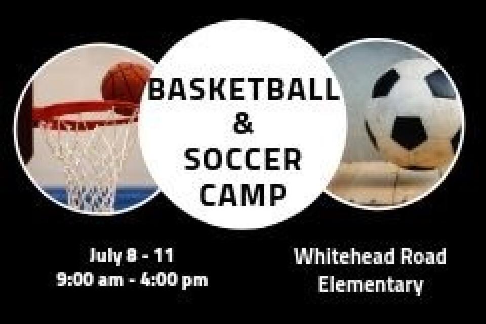Basketball & Soccer Camp